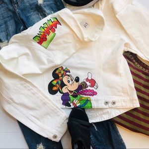⚡️FLASH SALE ⚡️Totally MINNIE MOUSE Jean Jacket